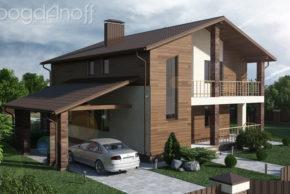 Проект дома П1-31