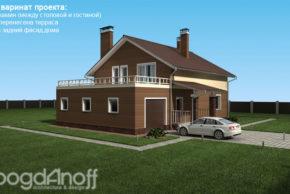 1 Проект дома П13-1