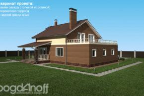 3 3 Проект дома П13-1
