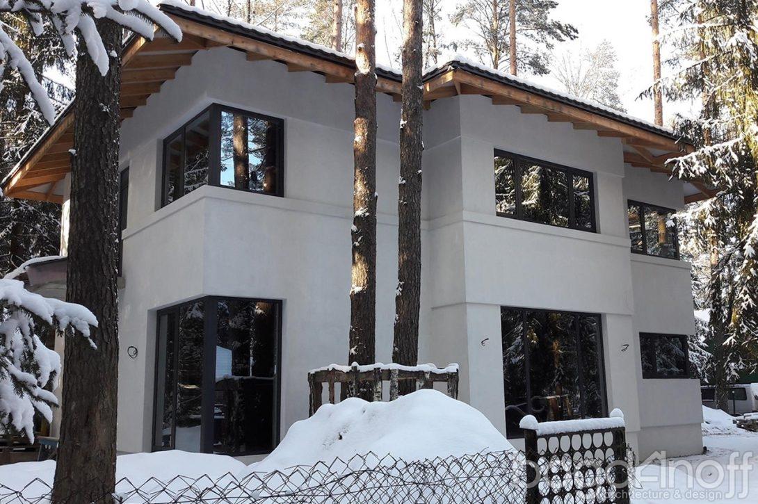 Строительство жилого дома Forest
