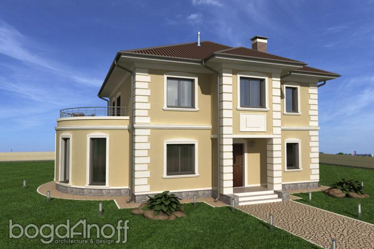 Проект дома П29-1