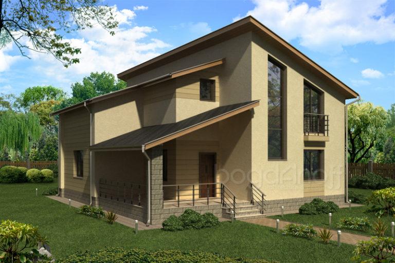 Проект дома П3-61