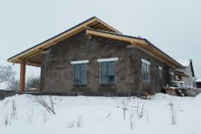 одноэтажный дом 4