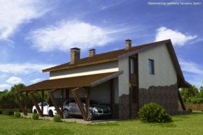 1 Проект дома П22-1