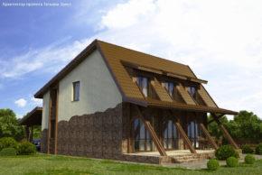 2 Проект дома П22-1