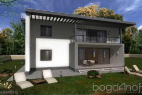 Проект дома из газосиликатных блоков фото