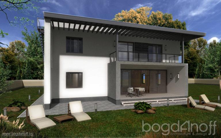 Проект дома Florida