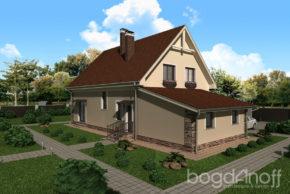 4 Проект дома П1-21