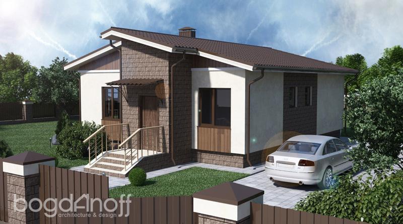1Проект дома П1-42