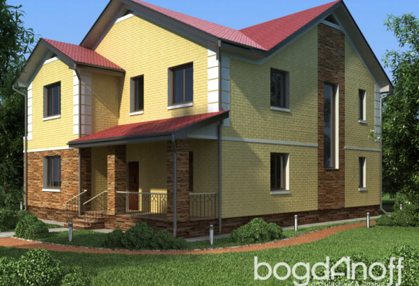 1 Проект дома П1-5