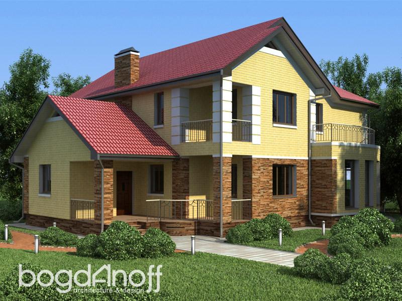 3 Проект дома П1-5