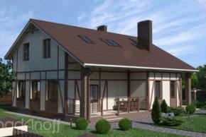 3 Проект дома П11-1