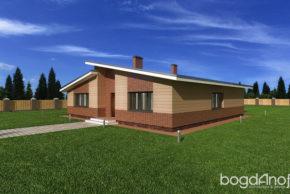 2 Проект дома П11-4