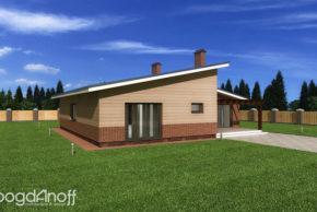3 Проект дома П11-4