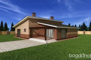 4 Проект дома П11-4