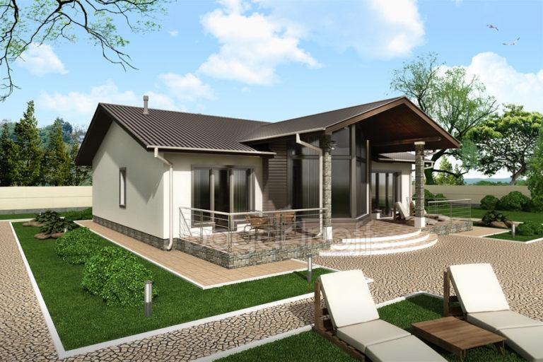 Проект дома П11-5