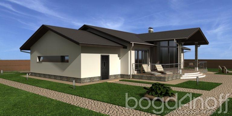 Проект дома П11-51