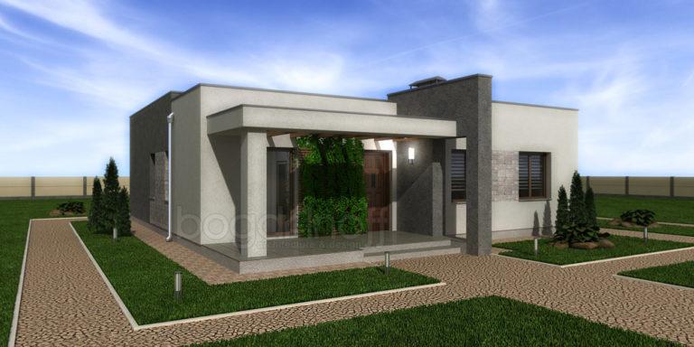 Проект дома П11-6