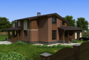 1 Проект дома П12-1