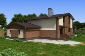 3 Проект дома П12-1