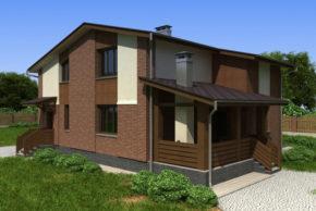 4 Проект дома П12-1