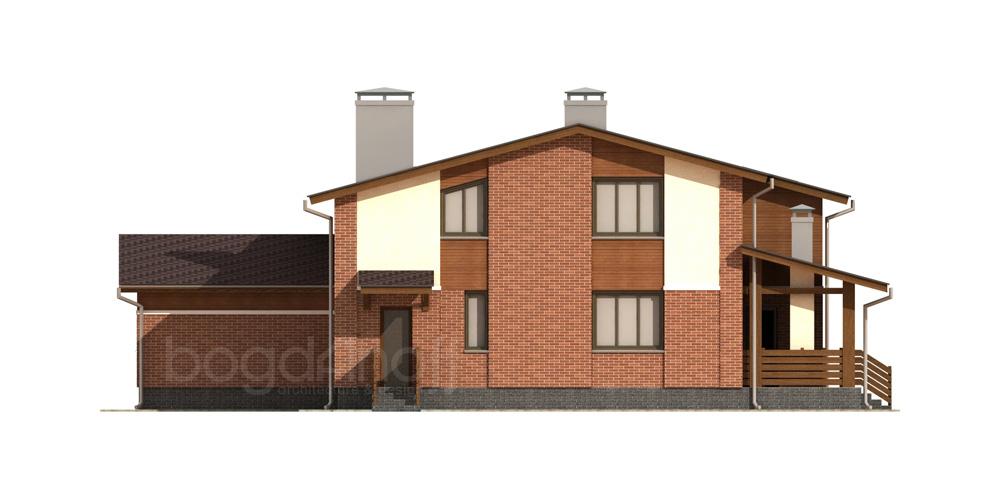 7 Проект дома П12-1