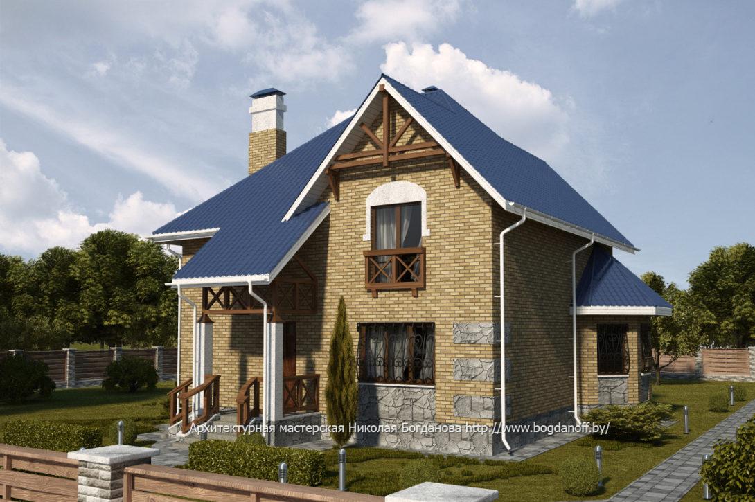 1 Проект дома П14-1