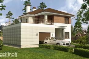 1 Проект дома П15-1