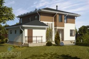 1 Проект дома П16-1