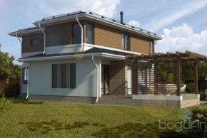 3 Проект дома П16-1
