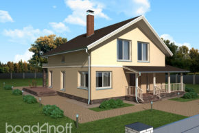 2 Проект дома П18-1