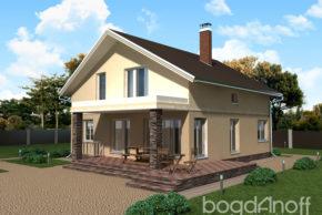 3 Проект дома П18-1