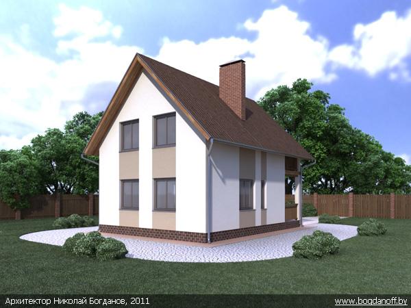 4Проект дома П2-12