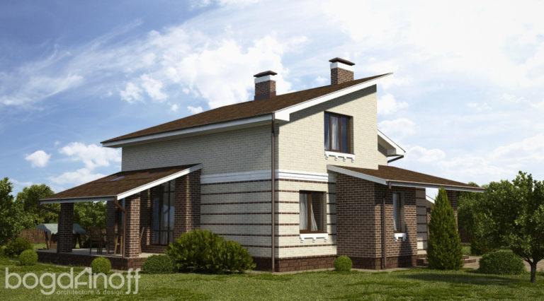 Проект дома П2-14