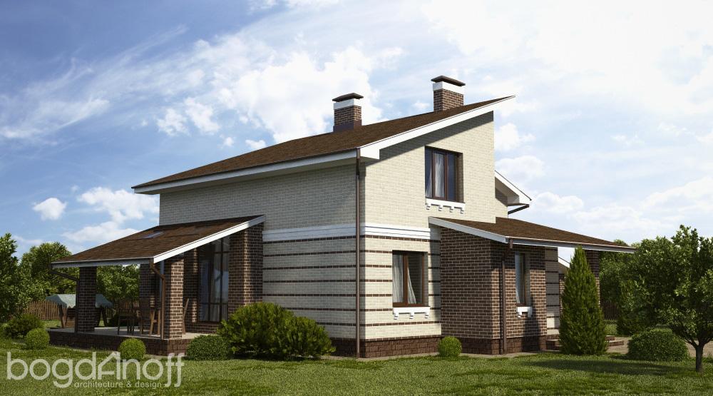 1 Проект дома П2-14