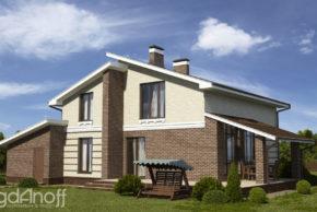 4 Проект дома П2-14