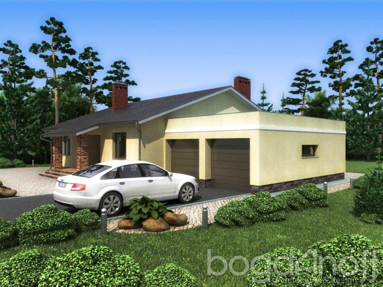 Проект дома П2-2