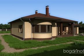 1 Проект дома П2-21