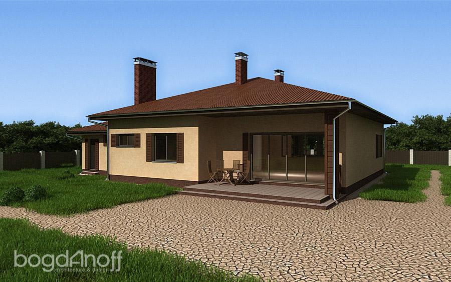 2 Проект дома П2-21