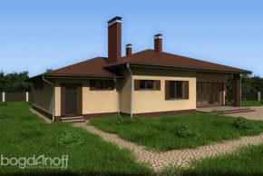 3 Проект дома П2-21