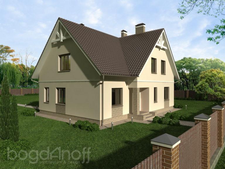 Проект дома П2-31