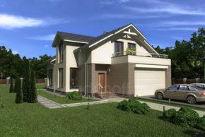 2 Проект дома П20-12