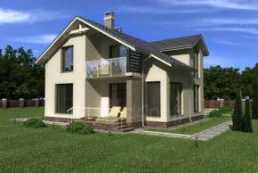 4 Проект дома П20-12