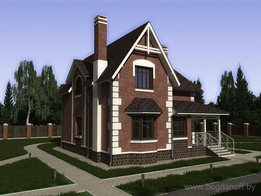 1 проект дома П21-12