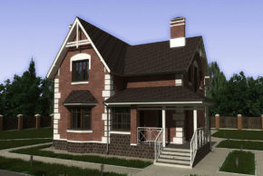 2 проект дома П21-12