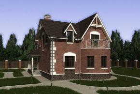 3 проект дома П21-12