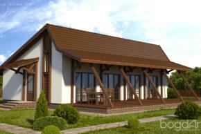 Проект дома П22-12 1