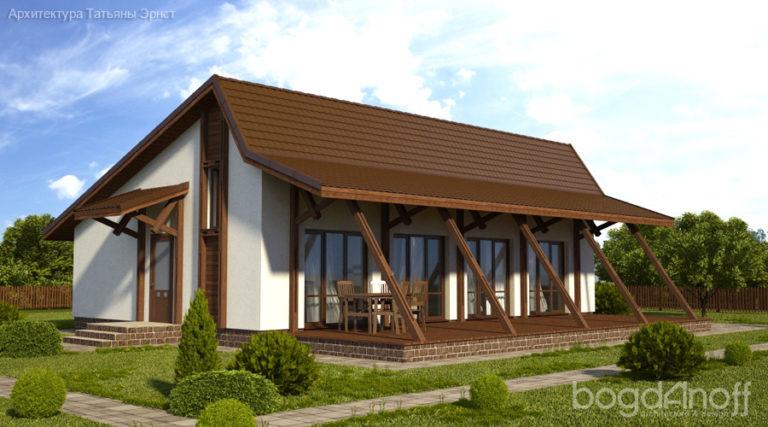 Проект дома П22-12