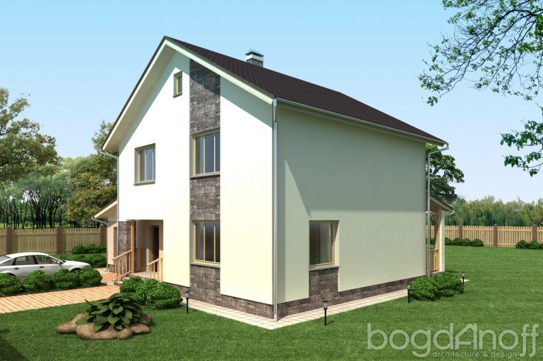 Проект типового дома
