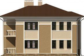 Двухмерный фасад